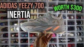 Adidas Yeezy Boost 700 Inertia Review!