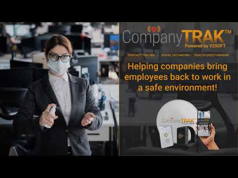 CompanyTRAK - Contact Tracing and Social Distancing | How it is helping in Employee Contact Tracing?