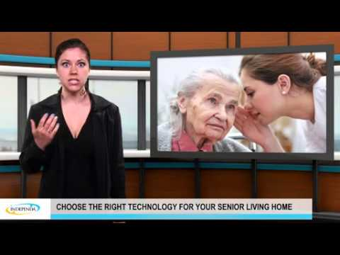 How to choose the right technology for your senior living home