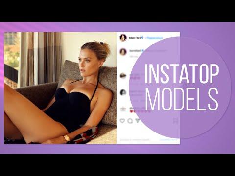 Instatop Models   Chanel Iman / Toni Garrn / Bar Refaeli