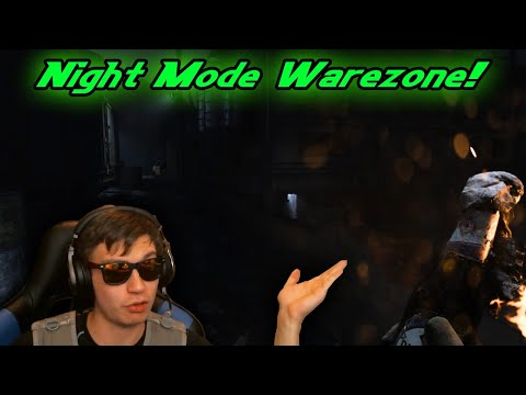 Night Mode Warzone!? [Cool Idea for season 4 or later]