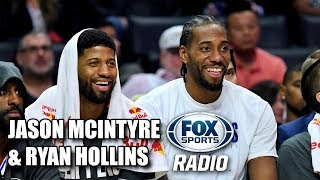 Untold stories from Kawhi Leonard's Free Agency - Jason McIntyre & Ryan Hollins