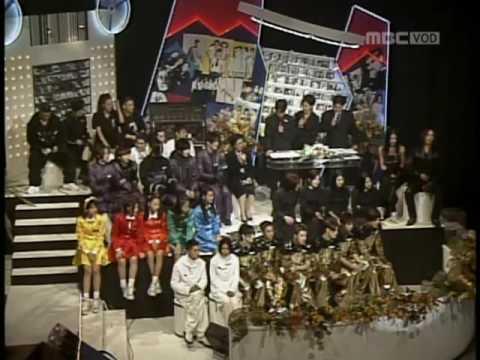 1998.10.03 음악캠프 H.O.T. - 열맞춰