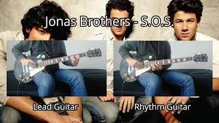 Jonas Brothers - S.O.S. (Guitar Cover)
