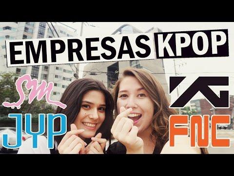 Visitando as EMPRESAS DE KPOP na Coreia - SM, YG, JYP, FNC