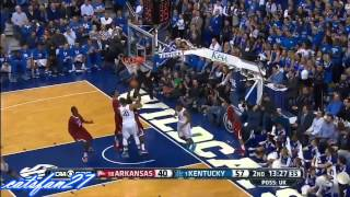 Kentucky vs. Arkansas 2/28/15