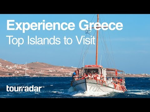 Experience Greece: Top Islands to Visit