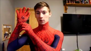The Amazing Spiderman 2 (TASM 2) Zentai-Zentai.com suit Review
