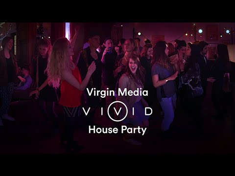VIVID || Virgin Media || VIVID 360 Party