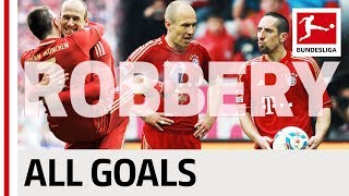 Robbery - All Goals From This Legendary Duo