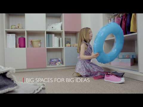 Schmidt Garderobe: Arcos & Loft - garderobeløsninger & garderobeindretning