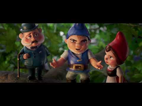 Mästerdetektiven Sherlock Gnomes I Biopremiär 20 april IOfficiell trailer
