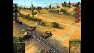 Превью: Let's play! WoT. T25 AT