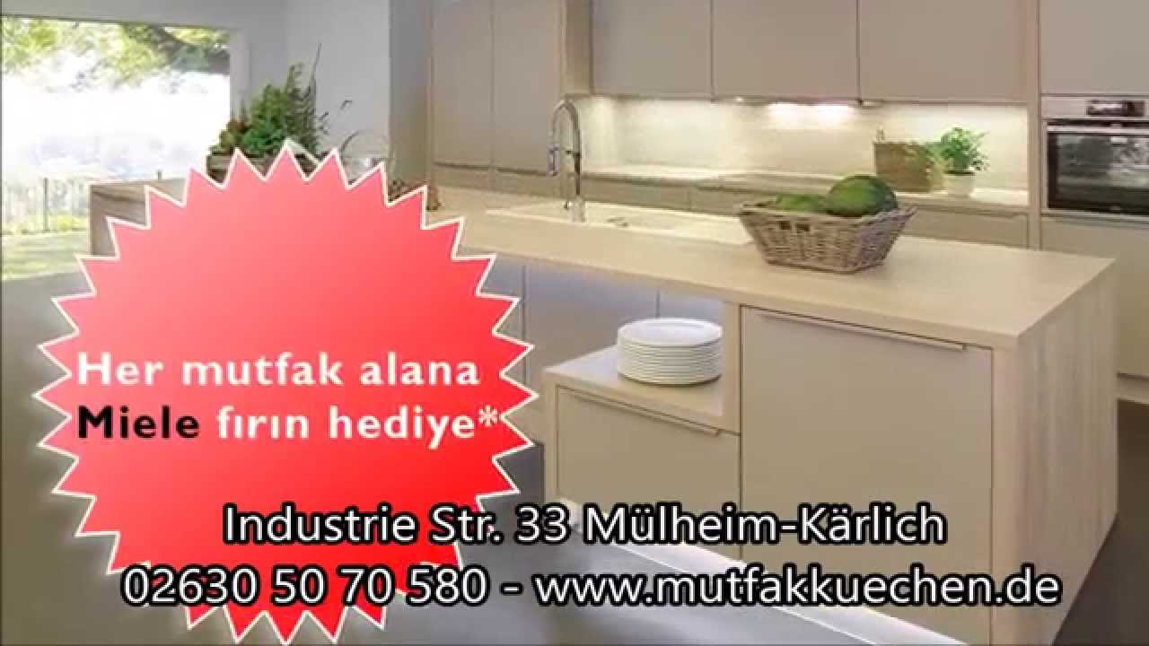 Mutfak Küchen TV Spot Neueröffnung