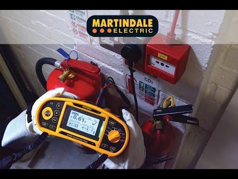 Martindale ET4000 ET4500 Multifunction Tester