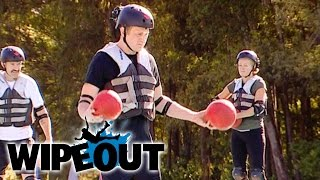 Sweeper with a Twist | Wipeout HD