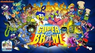 Super Brawl 4 - Timmy As Cleft The Boy Chin Wonder (Nickelodeon Games)