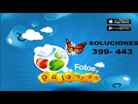 Soluciones juego facebook fotos y palabras respuestas 399-443 2013