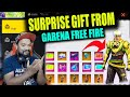 🥰🥰🥰 GARENA FREE FIRE GIFT PAMPINDHI ROIII - I GOT ALLA RAMPAGE BUNDLE AND NEW SKIN -  FREE FIRE