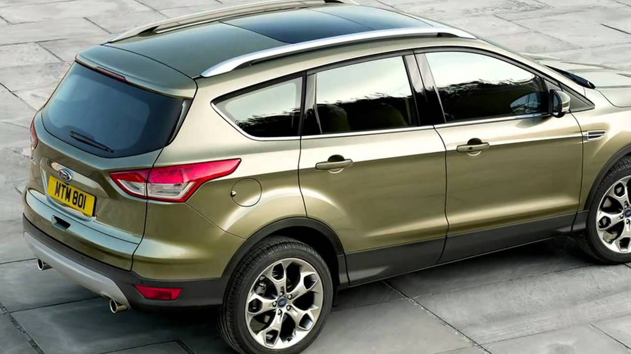 2013 ford kuga suv new model youtube. Black Bedroom Furniture Sets. Home Design Ideas