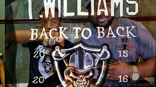 "🎥☠️🏈🔥""Get It Off Your Chest Friday"" Palmetto Raiders vs Goilds Rams 115LB Interview"