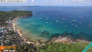 [#3Hào Hứng Phú Quốc] - Phu Quoc Island, Vietnam from Flycam