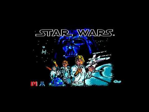 Star Wars - Amstrad CPC Longplay