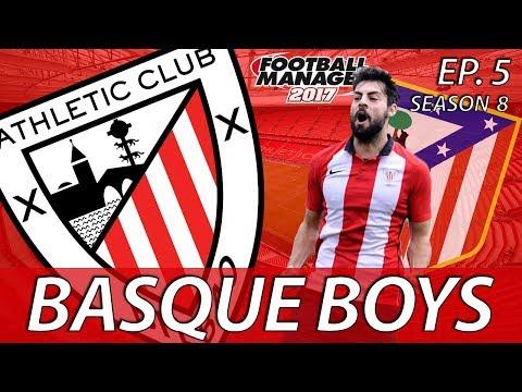 Basque Boys | S08E05 | 1 VS. 2 | Football Manager 2017