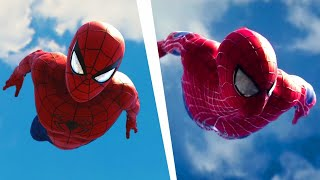 Spider-Man PS4 Recreating The Amazing Spider-Man 2 Intro scene