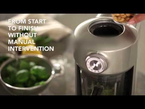 KitchenAid 5KSB5080BBK Artisan Magnetic Induction Blender