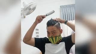 style your hair with Pomade Kedah 🔰