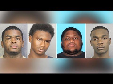 Timeline of rapper XXXTentacion's murder, one suspect still at large.