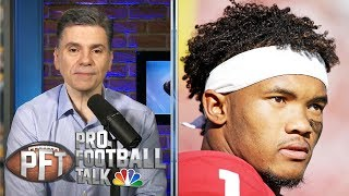 Kyler Murray to Arizona Cardinals connection grows with meeting | Motorsports on NBC