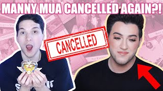 MANNY MUA CANCELLED AGAIN?! PSYCHIC READING