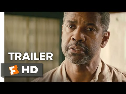 Fences Official Trailer 2 (2016)