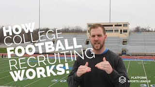How College Football Recruiting Works | The Recruiting Trail 001
