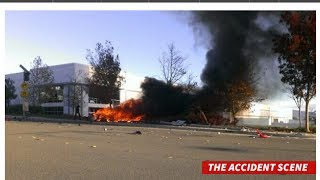 PAUL WALKER's DEATH LIVE ACCIDENT FOOTAGE HOLLYWOOD