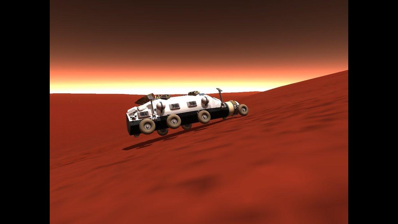ksp mars exploration rover - photo #23