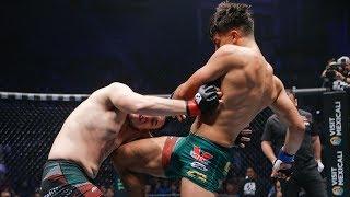 MMA | Combate Mexicali | Cristian Pérez vs Saul Cabrera