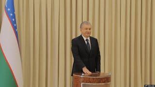 Uzbekistan Holds Presidential Election