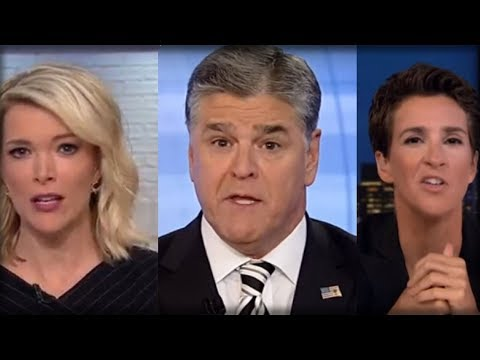 HANNITY DISCOVERS EASY WAY TO HUMILIATE RACHEL MADDOW AND EXPOSE MEGYN KELLY AS TOTAL FRAUD