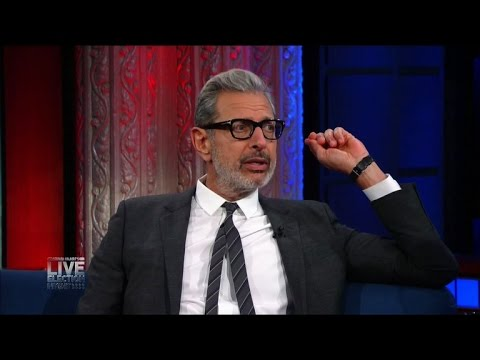 Jeff Goldblum: I Won't Be Uninspired After This