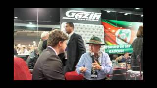 Entrevista com Mario Gazin