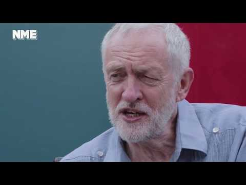 Glastonbury 2017: Jeremy Corbyn on fields of wheat, chants and his time at Glastonbury