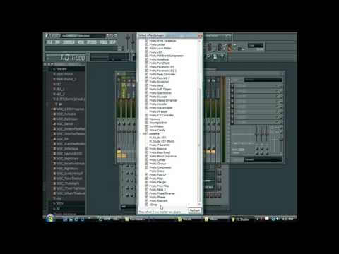 Fl Studio 8 (Tutorial)-How to get and use GSnap, and accomplish the T-Pain Effect