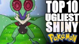 Top 10 Ugliest Shiny Pokemon - Tamashii Hiroka