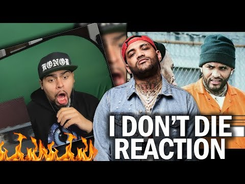 STRAIGHT FIRE! Joyner Lucas Ft Chris Brown I Don't Die REACTION