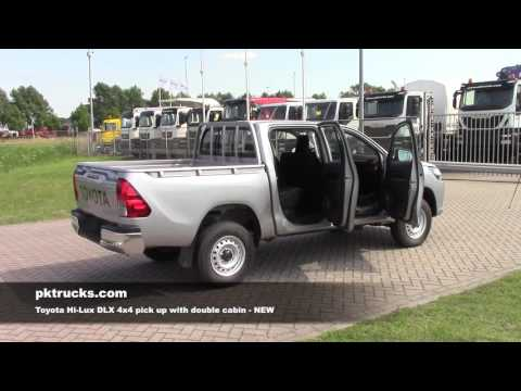 to3776 Toyota Hi-Lux 4x4 pick up