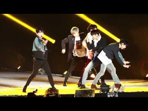 [2017.07.08 2017 SMTOWN LIVE] SHINee - Sherlock (all &Taem focus) (Do not re-upload)