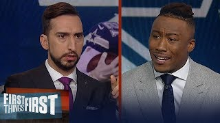 Cowboys have no shot to make a deep playoff run — Nick Wright | NFL | FIRST THINGS FIRST